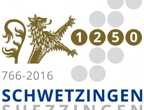 Schwetzingen 2016 – das Jubiläumsjahr
