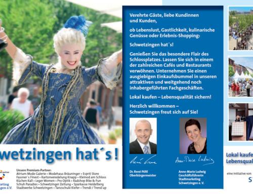 Schwetzingen hat's! – Imagekampagne