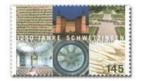 Jubiläumsbriefmarke