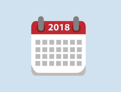 Termine 2018 im Überblick