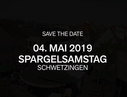 "Video zum Spargelsamstag ""Da ist Musik drin!"" – Save the date!"