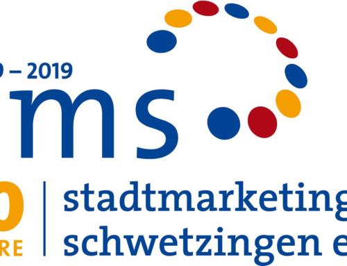 Das Stadtmarketing Schwetzingen feiert 2019 seinen zehnten Geburtstag