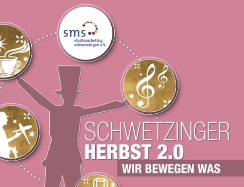 Schwetzinger Herbst 2.0 – Samstag, 26. September 2020