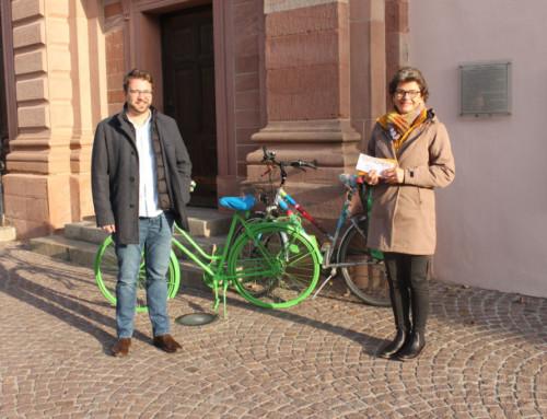 Stadtradeln: Schwetzingen auf Platz 2