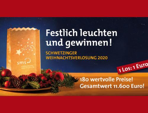 UPDATE: Herzlichen Glückwunsch allen Gewinnern der Weihnachtsverlosung 2020!