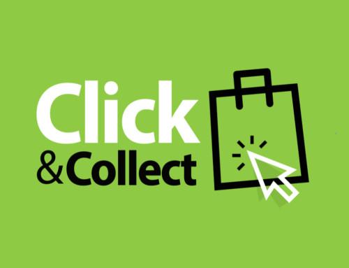 Sie können weiterhin lokal kaufen – jetzt über Click & Collect!