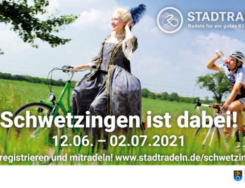 Aktiv für den Klimaschutz: STADTRADELN im Juni