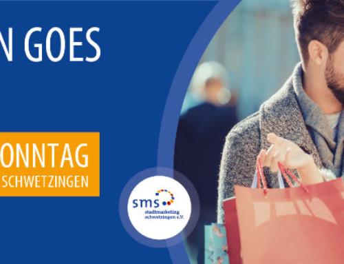Schwetzingen Goes Shopping